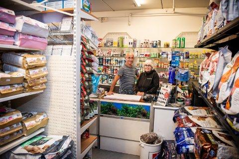 VIL SELGE: Knut og Sylvi Tørum er 76 og 75 år og har drevet Jessheim Zoo i 40 år. Nå har de lagt ut livsverket sitt til salgs på finn.no