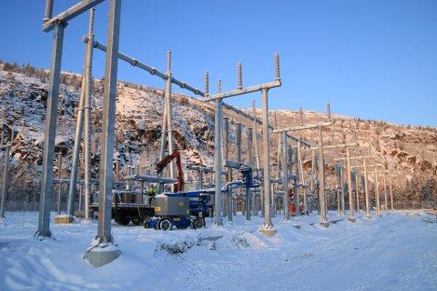 TAR OVER: Kivijervi Entreprenør AS tar over kontraken om å bygge Skillemoen transformatorstasjon.