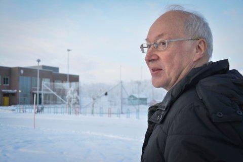KRITISK: Knut Mortensen er ikke fornøyd med budsjettet til kontrollutvalget, der han nylig tok over som leder.
