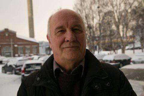 AKSJON BUGØYNES: Tidligere leder for Aksjon Bugøynes, Leif Astor Bakken.