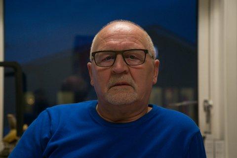 UT: Mangeårig Høyre-medlem Bjørnar Gjetmundsen følte at dette ikke lenger var hans parti og meldte seg ut.