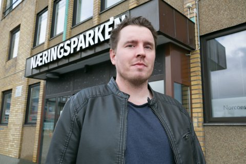 UTVIKLING: Kenneth Stålsett er daglig leder for Sør-Varanger utvikling fram til selskapet avvikles i 2022.