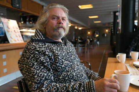 ØNSKER SØPLA ET ANNET STED: Bjørnar Moen ønsker heller at gjenvinningsanlegget bygges i Høybukta.