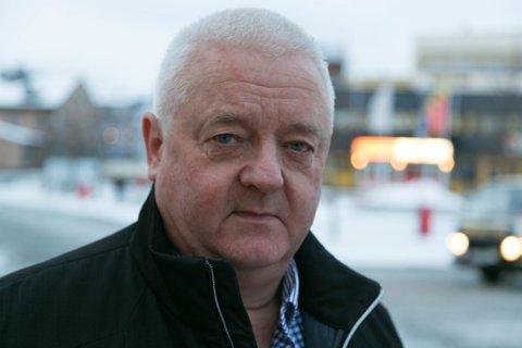 BOK: Frode Berg sier det har gjort godt å jobbe med boka om hans opplevelser mens han satt fengslet i Moskva.