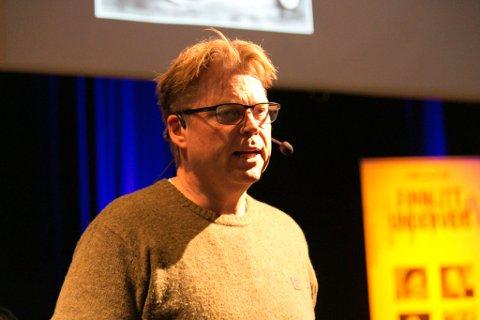 POPULÆR: Jørn Lier Horst er en meget populær norsk forfatter.