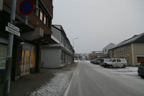 WIULLS: Tiden får vise om det er her politikerne i Sør-Varanger ønsker å ha bussterminal.