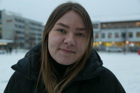 SPENT: Hedda Salbu har jobbet for LO Troms og Finnmark i bare en måned, men trives veldig godt allerede.
