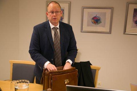 Jens Bernhard Herstad er bostyrer.