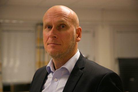 SAKKYNDIG: Reidar Kruse fra forsikringsselskapet If er brannsakkyndig i rettssaken etter  Bugøyfjord-brannen.