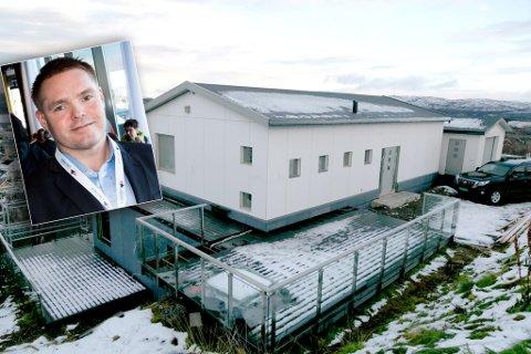 TIL SALGS: Dette huset som eies av Rune Ulvang har fått en prisantydning på ti millioner.
