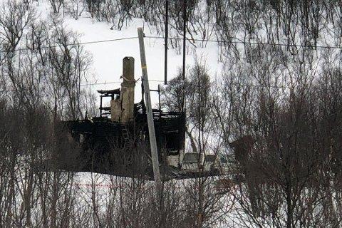 RETTSKRAFTIG: Dommen etter Bugøyfjord-brannen i april er nå rettskraftig.