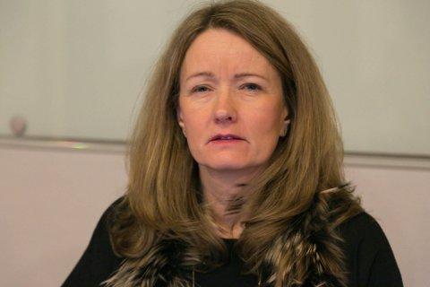 RÅDMANN: Rådmann Nina Bordi Øvergaard kan kanskje fremme et nytt forslag om skolenedleggelser i forbindelse med behandlingen av strategisk plan til våren.