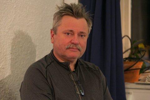 BEKYMRET: Fungerende ordfører Pål K. Gabrielsen (SV) har ovenfor VG uttrykket bekymring for kapasiteten ved innføring av hurtigtesting på grensa. Fredag ble det realitet.