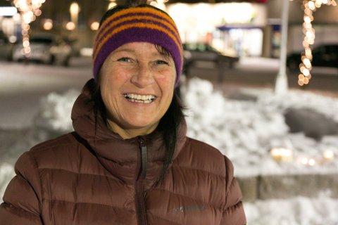HÅP: Tenn et lys for håp, sier Lena Warelius.