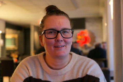 MS: Lene Mentyjærvi Hølvold har hatt MS i tolv år.