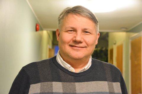PÅ PLASS: John Henrik Mienna er på plass i Kirkenes og blir Finnmarken sin nye mann i Kirkenes.