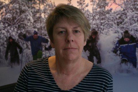 FRYS: Aktiviteten i Pasvikturist fryses nå ned til et minimum, sier daglig leder Monika Raab.
