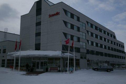 SCANDIC: Scandic Hotel har opplevd en nedgang i antallet overnattinger.