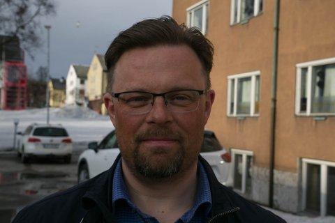 SA OPP: Øyvin Grongstad har sagt opp sin stilling i Ulven Investment AS.