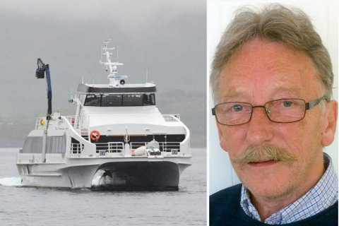 IRRITASJON: Gudleif Kristiansen ber Boreal om en forklaring.