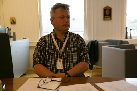 FLYTTES: Syv stillinger flyttes fra Kirkenes til Bodø lufthavn ifølge Avinor. Fungerende ordfører Pål K. Gabrielsen i Sør-Varanger kommune mener det kan gå utover beredskapen.