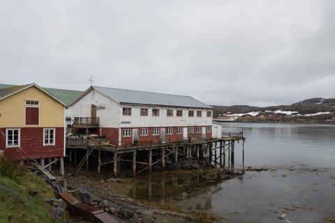 ENGEBU: Buljo ønsker å få dette bygget til å bli kulturhus i Bugøynes.