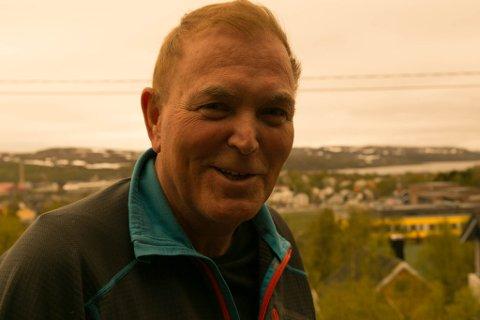 KAMP: Oddvar Kvalsvik har lenge kjempet for å beholde de tjenestene Kirkenes sykehus har.