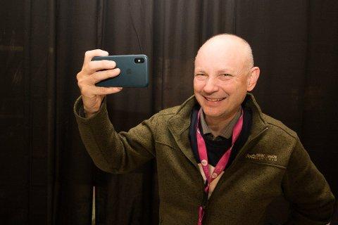 REAGERER: Bernt Nilsen fra Kirkenes synes ingenting om at været i Finnmark til stadighet blir omtalt i negative ordelag i riksdekkende medier.