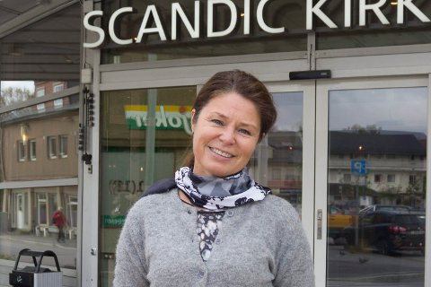 MILJØVENNLIG OVERNATTING: Direktør ved Scandic Kirkenes, Anita Elisabeth Svortevik, kan nå tilby miljøvennlig overnatting.