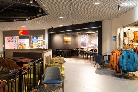 ÅPNET: Bocca Kafe åpnet i Kirkenes februar. Nå ser det ut til at de har utvidet.