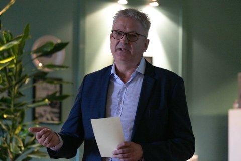 HAVN: Kimek-direktør Greger Mannsverk liker ikke planene om ny stamnetterminal i Slambanken.