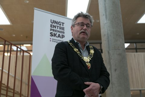 GLAD: Fungerende ordfører Pål Kasper Gabrielsen er glad for forliket som Sør-Varanger kommune har inngått med Entrepenør Harald Nilsen AS.