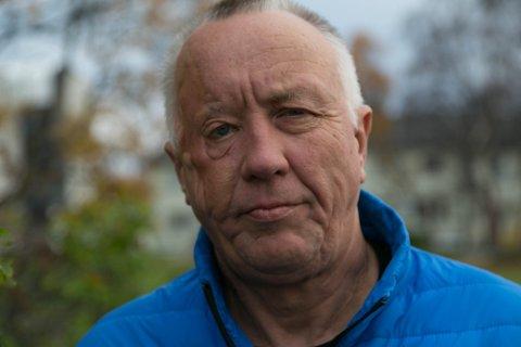 SJOKKET: Vidar Pettersen fikk hjerteproblemer ombord i et fly. Han fikk hjelp, ble operert på sykehuset og havnet på TV.