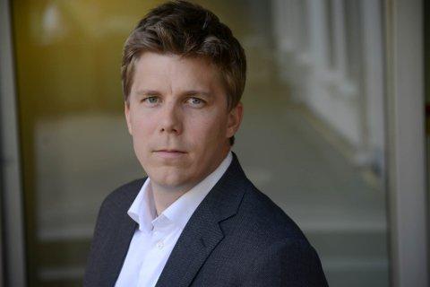 ADVOKAT: Morten Alexander Pedersen ved Vectio forsvarte den nå dømte brøytebilsjåføren fra Sør-Varanger.