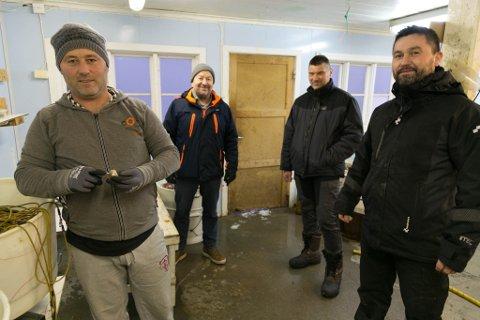 OPTIMISME: Bugøynesværingen Øyvind Seipajærvi er optimistisk på Bugøynes sine vegne, blant annet på grunn av Aleksander og Gentjan Kryeziu og Raimondas Petraitis.