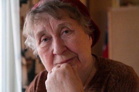 HÅP: Elsa Haldorsen håper det vil gå Bugøynes godt i årene som kommer.