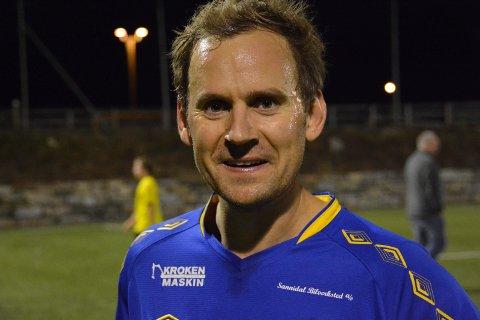 Øyvind Skarelven scoret Krokens siste seriemål for sesongen da laget hans vant 3-2 borte mot Langesund 2 og leder sjuende deivisjon avdeling A, inntil videre.