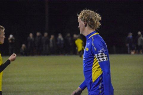 Simen Rosland scoret to ganger da Kroken sesongåpnet med hele 6-1 seier borte mot Hei 3.