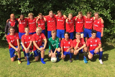 SLUTTSPILL: Drangedal G16 møter Flint Tønsberg i 32 delsfinale torsdag.