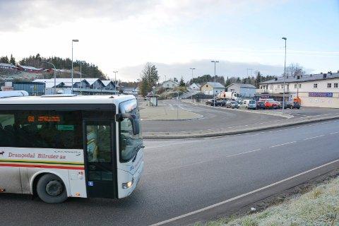 Oslomannen ble tatt med en stor mengde tabletter på bussholdeplassen på Tangen.