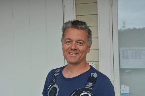Yngve Bruksås gir seg som daglig leder i Kragerø IF fotball.