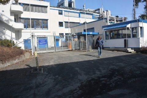Færre og færre kommer til å ut av portene på TPI i Gruveveien 2 framover.