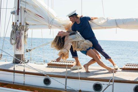 «Mamma Mia! Here we go again» vises på Kragerø Biograf og første forestilling er utsolgt.