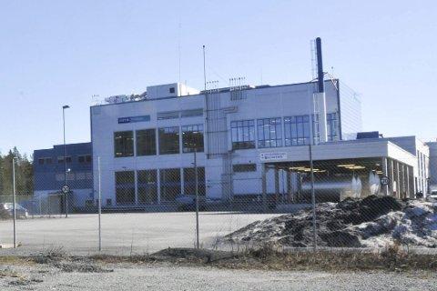 Vistin Pharmas fabrikk på Fikkjebakke. (Arkivfoto)