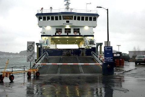 Fjordbåtselskapet vurderer værforholdene fortløpende, og vil holde de reisende oppdatert på selskapets facebookside. (Arkivfoto)