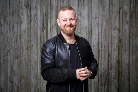 STARTET SELSKAP: Espen «Dansken» Selvig er daglig leder i selskapet Kragerø Festivaldrift AS.