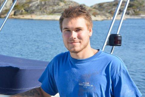 Kragerøspissen Jonas Monrad Thoresen scoret 41 mål denne sesongen. Det gir andreplass på toppscorerstatistikken uansett divisjon i telemarksfotballen.