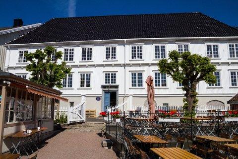 FEIL: Tollboden restaurant er en av restaurantene som skal ha servert fisken fra New Zealand.