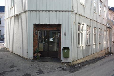 Kragerø legesenter i Kirkegata. Arkivfoto: Per Eckholdt