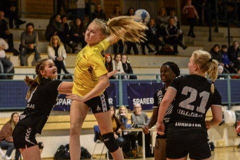 Toppscorer: Maja Furu Sæteren har scoret ikke mindre enn 210 mål i avdeling A1.